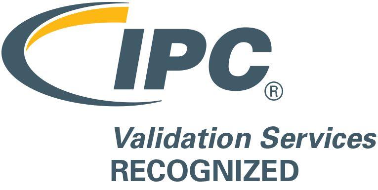 IPC Validation Services RECOGNIZED logo