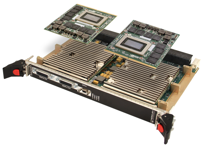 Embedded Accelerator GSC6201 NVIDIA