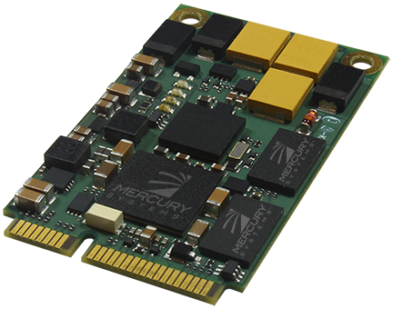 TRRUST-Stor® Secure  Encrypting  mSATA  SLC  NAND  Flash  SSD
