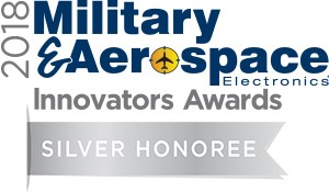 military & aerospace silver product award