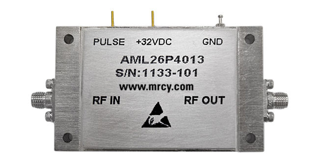 RF and Microwave Amplifier GaN AML26P4013