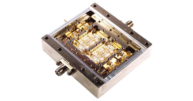 Low Phase Noise Amplifiers Mercury Systems
