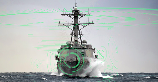 AEGIS Radar Electronic Warfare Mercury Systems