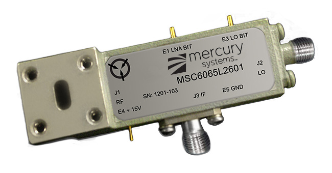 Integrated Multifunction Assemblies Frequency Converter